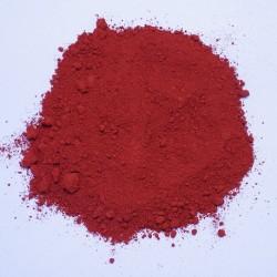 Pigment Czerwień żelazowa 25 g