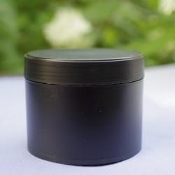 Słoik 300 ml, 20 szt. PP czarny