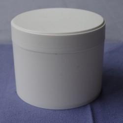 Słoik 300 ml, PP biały
