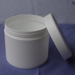Słoik 300 ml, 20 szt. PP biały